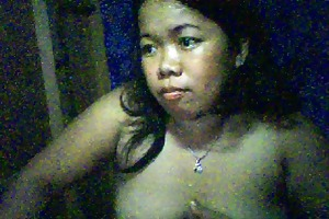 filipina mommy armen amistoso showing off her body