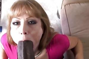 lustful mother i whore enjoys a precious dark cock