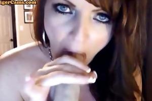 biggest love melons aged cougar webcam show