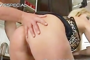 older d like to fuck receives rectal hole drilled
