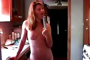 hawt aged amateur sucks cock