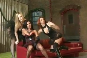 xxxmas treat alexis texas, kirsten price &