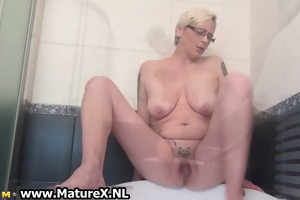 lustful housewife widening and lovely