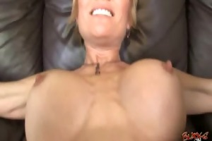 breasty cougar interracial fuck 6