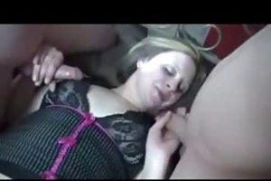 non-professional - young wife fisted &;