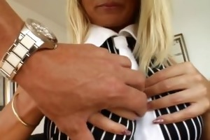 mother i thing business woman in cuckhold act