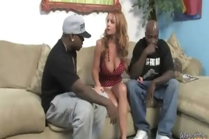 sexy mom gets screwed up interracial 14