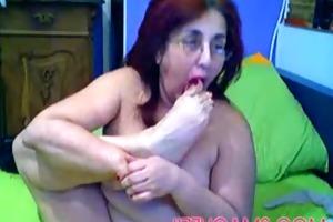 greek granny livecam - jizzycams.com