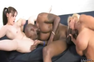 d like to fuck acquires massive dark knob in her