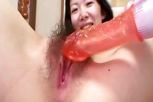 mari kitazawa japanese mom taking a facial load