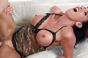 breasty mother i lezley zen moist snatch ripped