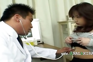 chinese doctor and chinese anus