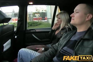 faketaxi spouse watches wife getting screwed
