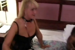 blonde mother i and ally fuck a group of dark