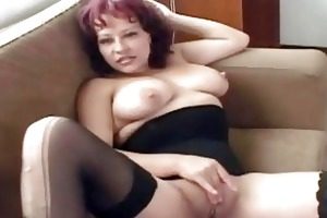 hawt mature doxy shows off her top oral sex skill
