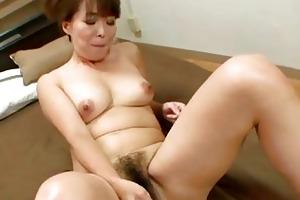 kayo mukai asian mother i riding on japanese dong