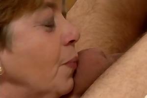 mamas is balls licking deepthroat