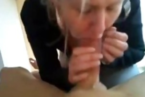 golden-haired d like to fuck gives blow job and