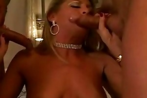 golden-haired d like to fuck with natural bra