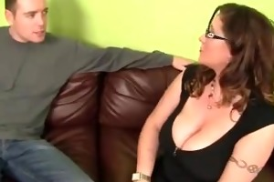 eva notty adores going after hard shaft man aged
