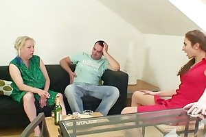 i just drilled my mommy in law but wife finds us