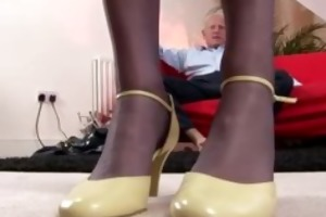 older redhead t live without giving handy