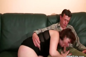 old lewd doxy getting fingered