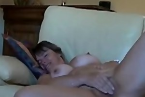 home orgasm breasty lilou from france 42 years