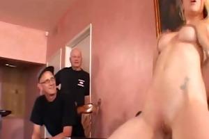 sharing a mans wife is weird