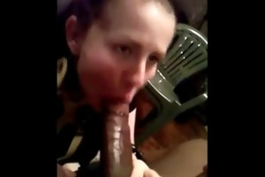 gina can the chocolate stick
