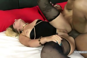 latin babe mother i maryana kriguer gets drilled