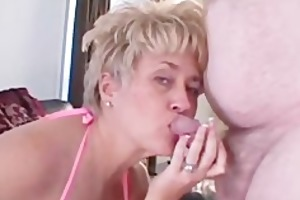 older swinger party ends with cum joy