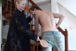 older lady flogging fetish - julia reaves