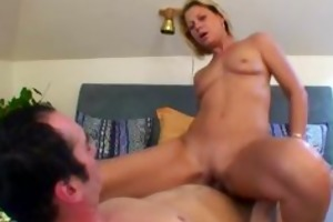 blond d like to fuck sucked and team-fucked