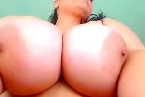 hawt curvy large billibongs mother i undress