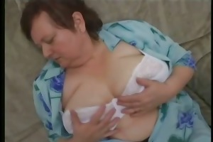 corpulent mother i bitch with large boobs