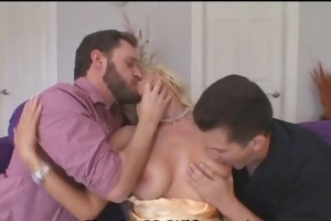hawt wife controls her sex slaves