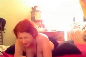 sady belted 50 strokes by spouse