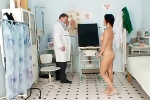 breasty mother i valentina rush fur pie exam with