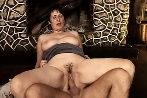 nasty older bitch goes eager engulfing part4