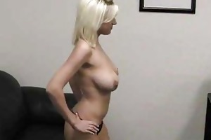big titted russian mama talked into anal