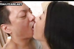 older japanese housewife