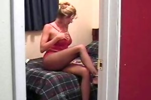 slut wife masterbating during the time that